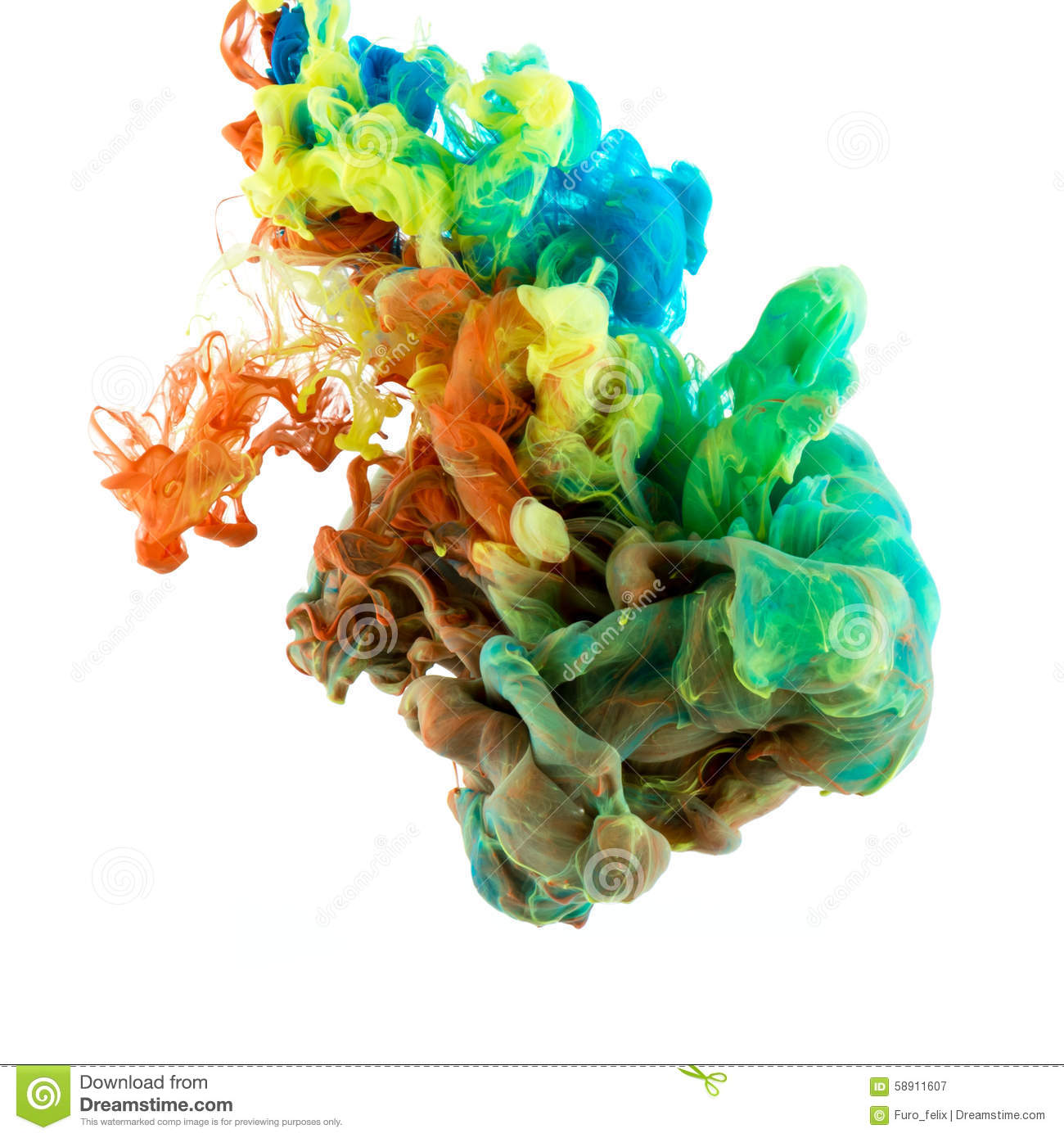Free illustration watercolor pigment color free image - Royalty Free Stock Photo Download Absract Color Paint