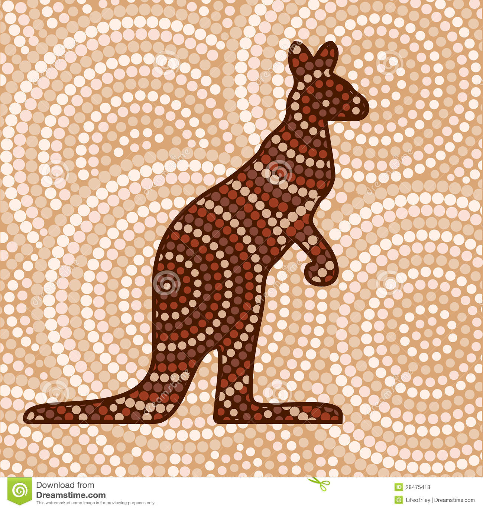 Abstract Aboriginal Art Royalty Free Stock Photos Image 28475418