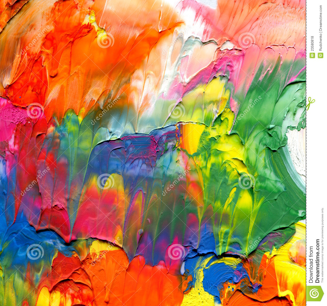 Abstract Acrylic Painted Background Royalty Free Stock Photos Image 23580818