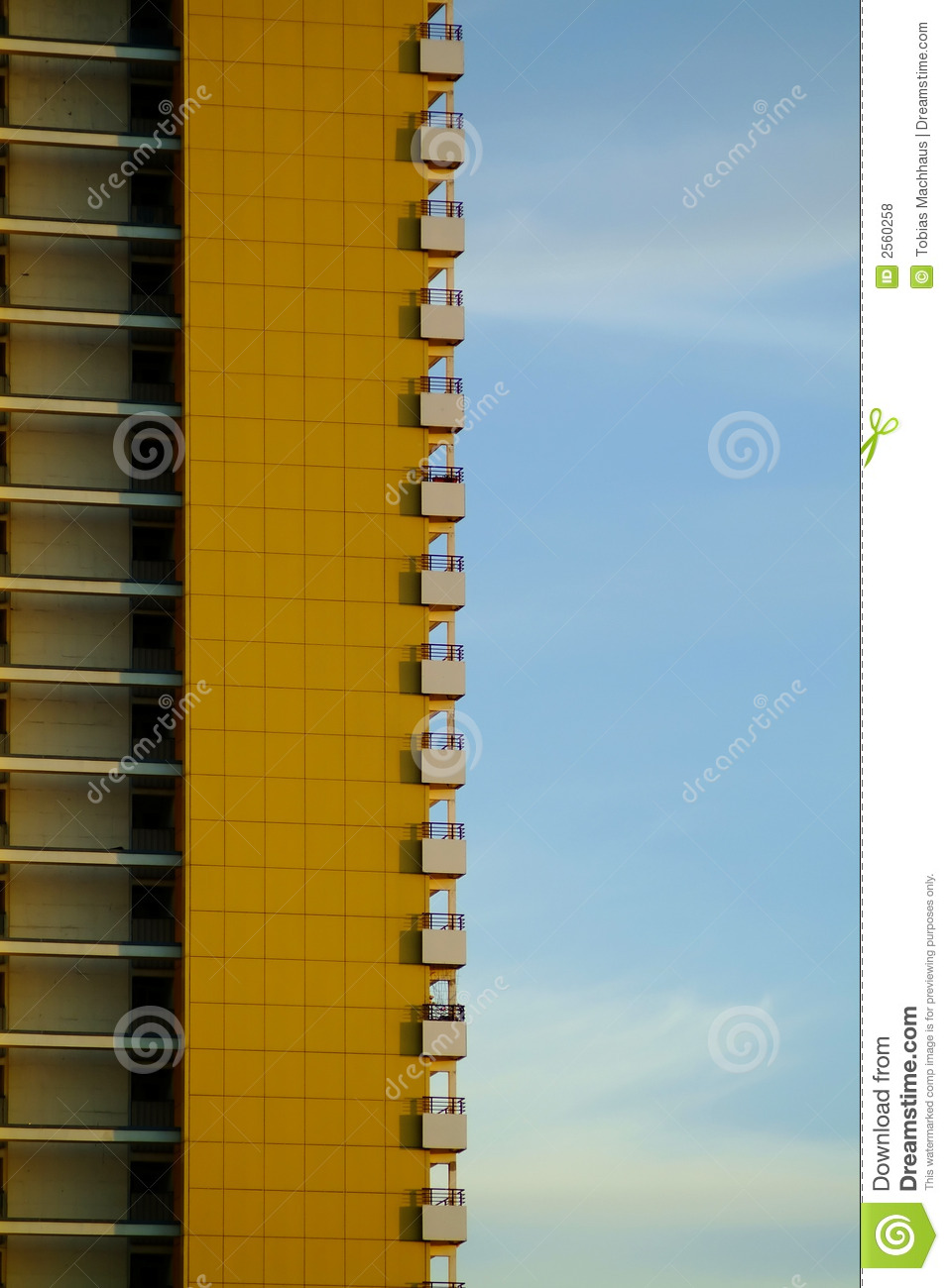 Abstract Apartment Building Stock Photo - Image of ...