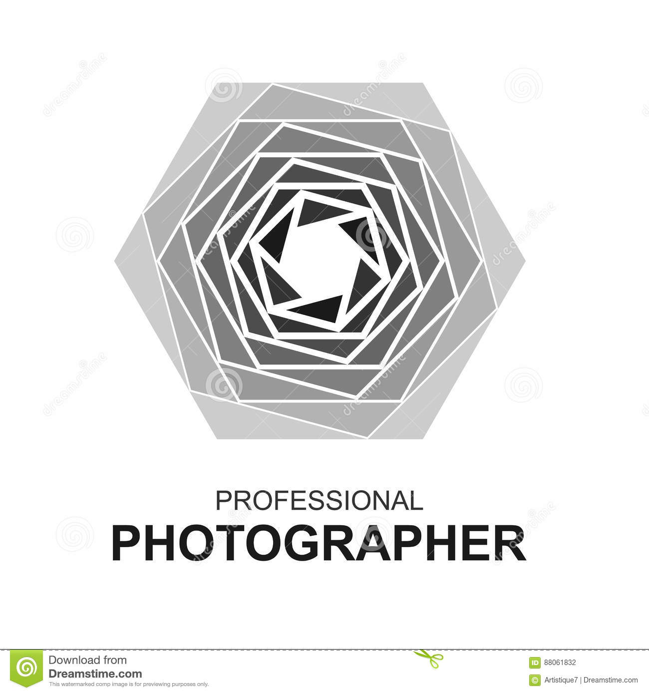 Abstract Aperture logo