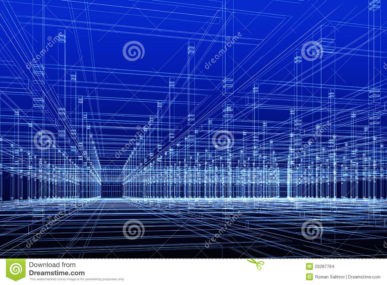 Abstract Architectural Background Stock Images Image 20287764