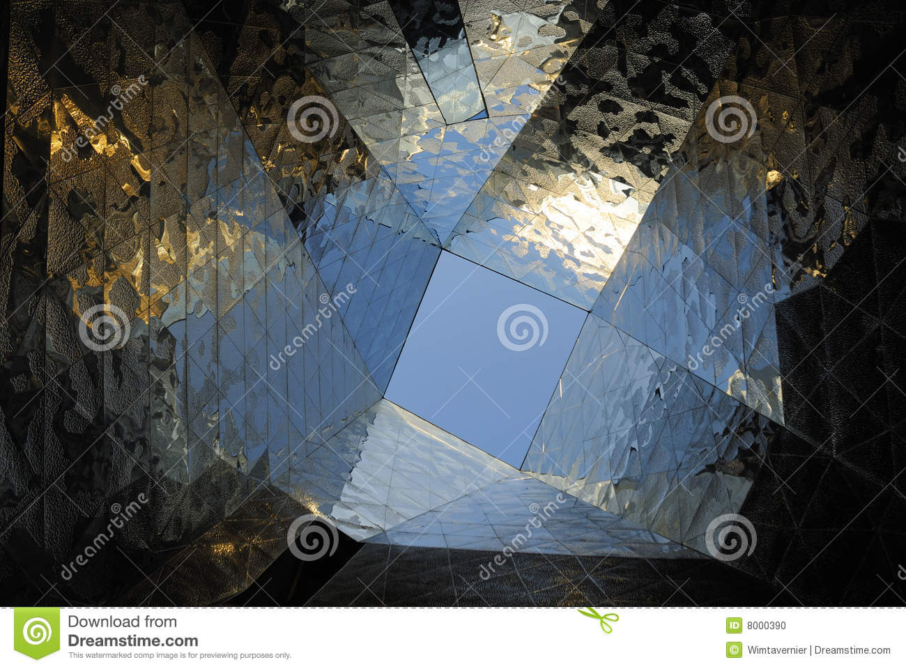 Abstract Architectural details