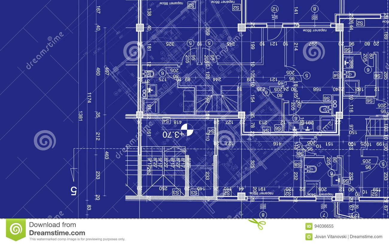 Abstract architecture background blueprint house plan with sketch abstract architecture background blueprint house plan with sketch of city stock video video of blue house 94036655 malvernweather Gallery
