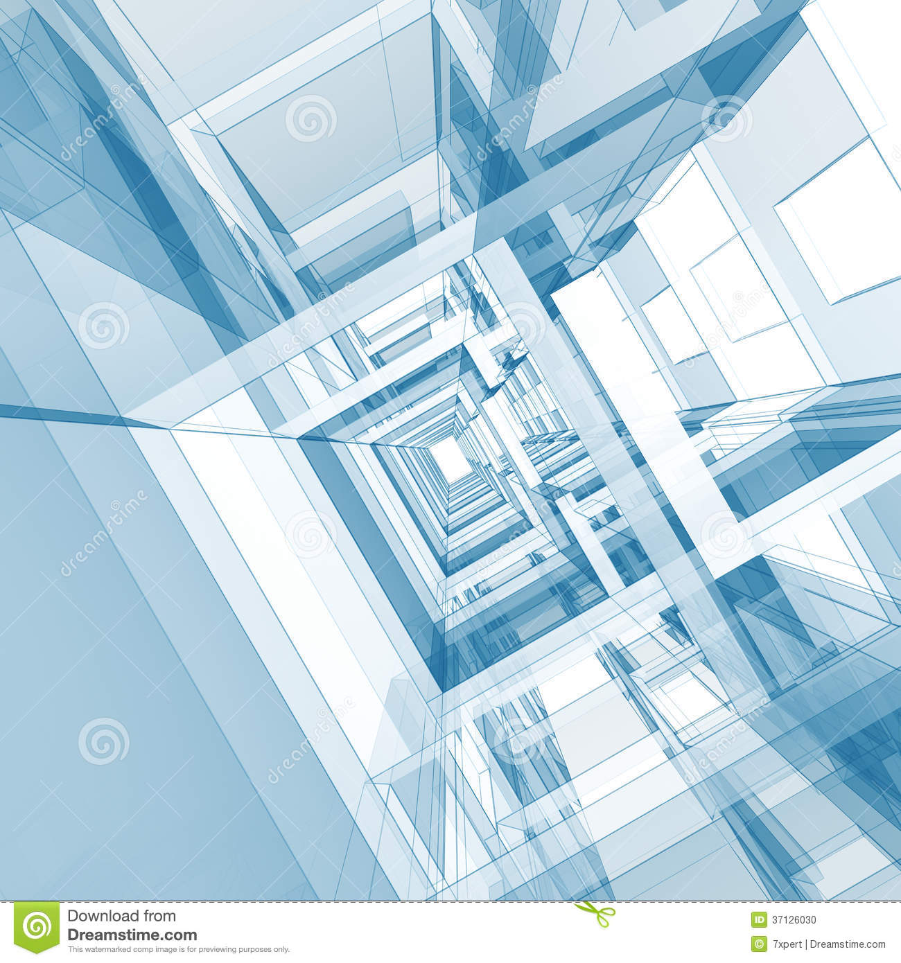 Abstract Architecture Background Stock Photo Image 37126030