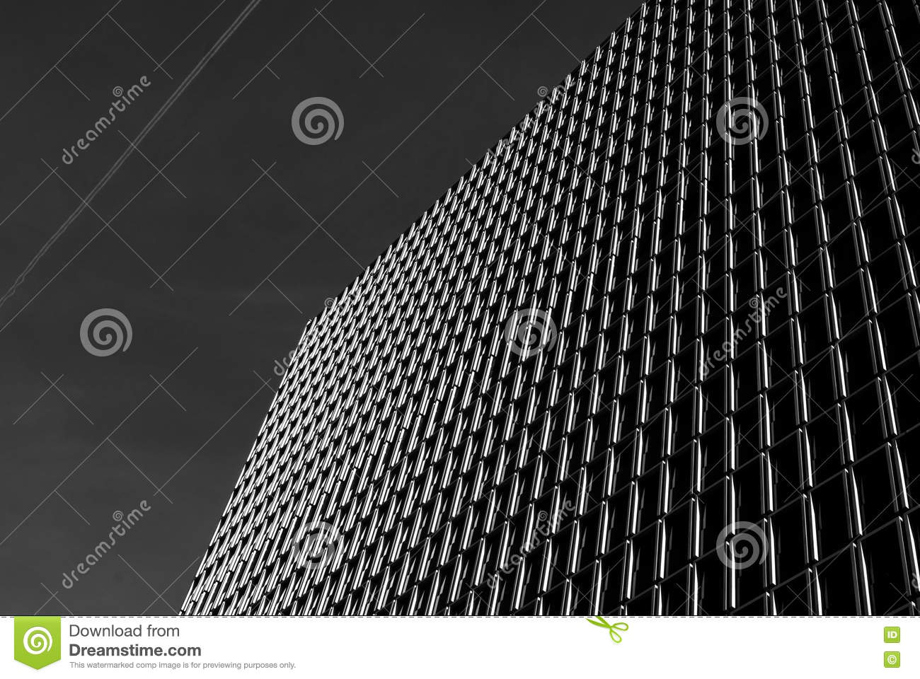Abstract Architecture Facade