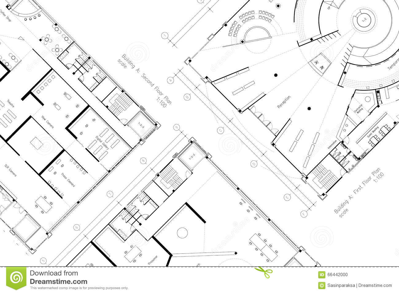 Abstract architecture plans images for Copy architectural plans