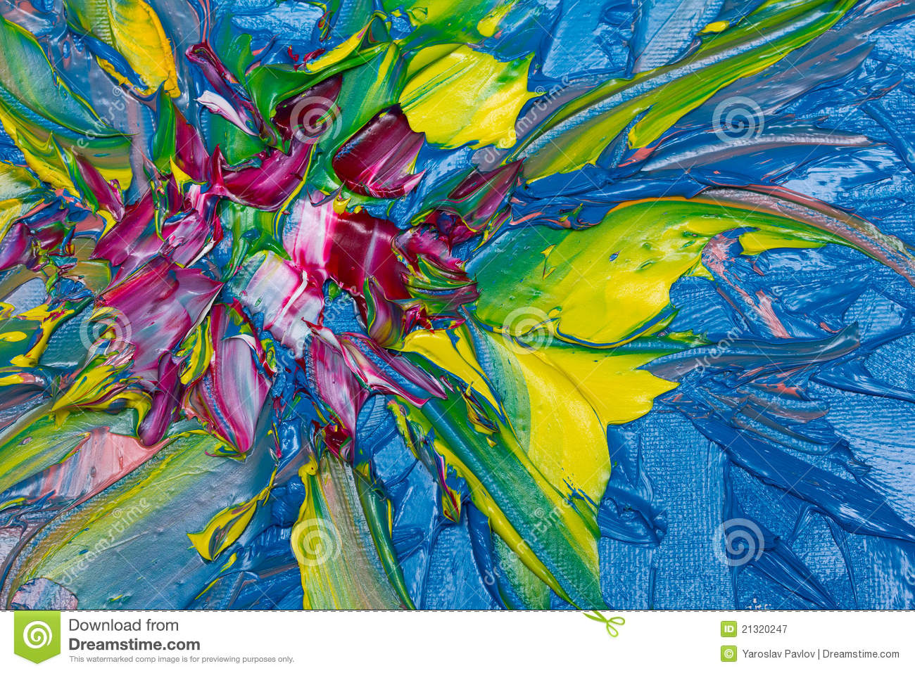 Abstract art royalty free stock photography image 21320247 for Creative abstract painting