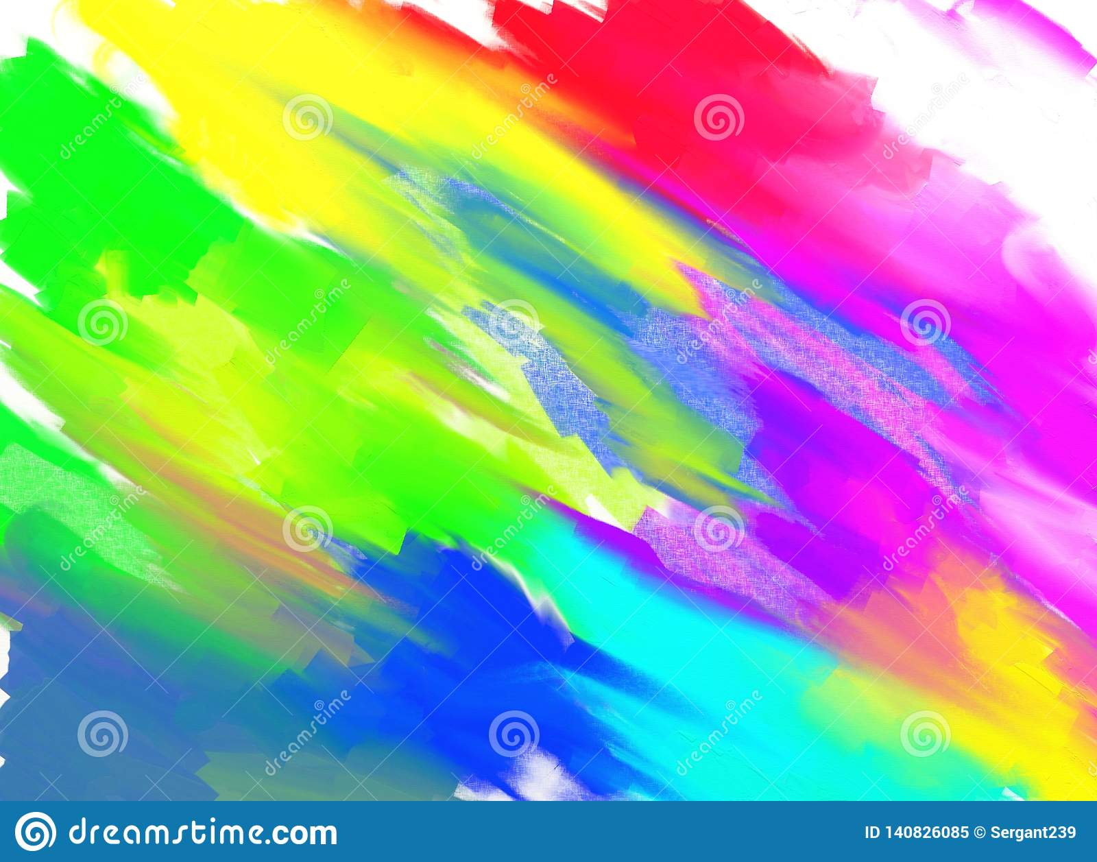Colorful Textured Background/Abstract Colorful/Backgrounds & Textures Stock  Illustration - Illustration of abstract, illustration: 140826085
