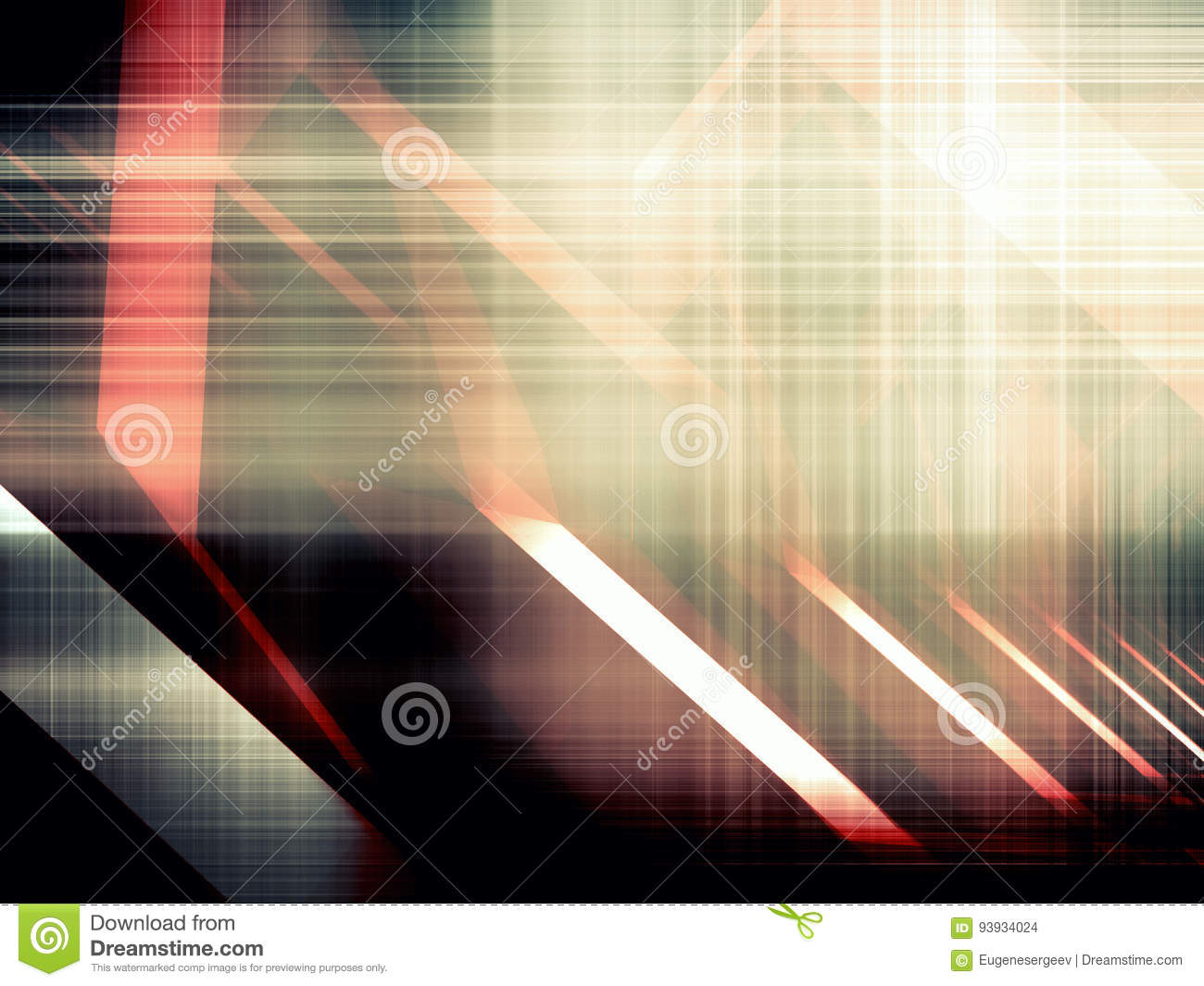 Abstract artistic digital background, high-tech