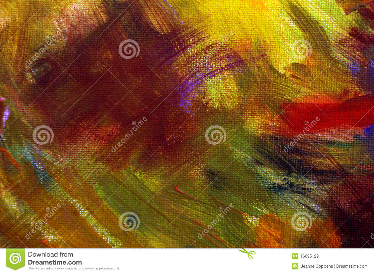 Abstract as background.