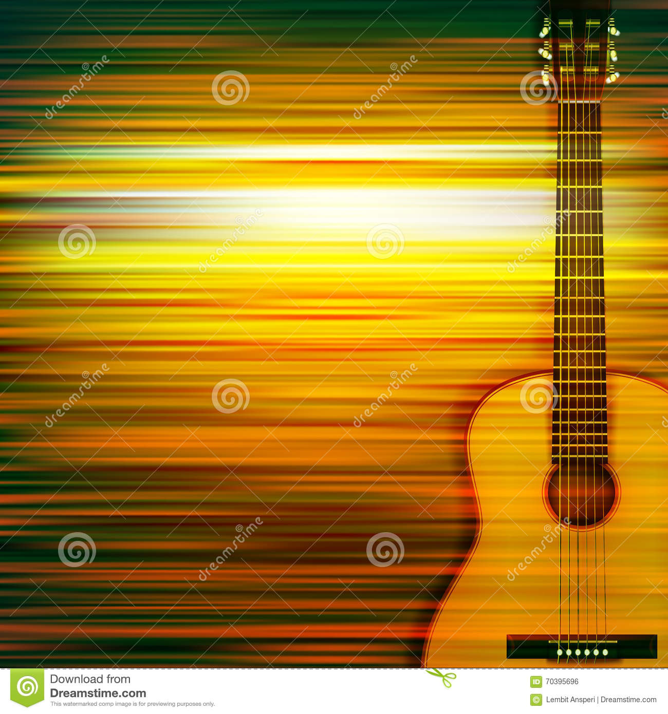music time guitar abstract - photo #33