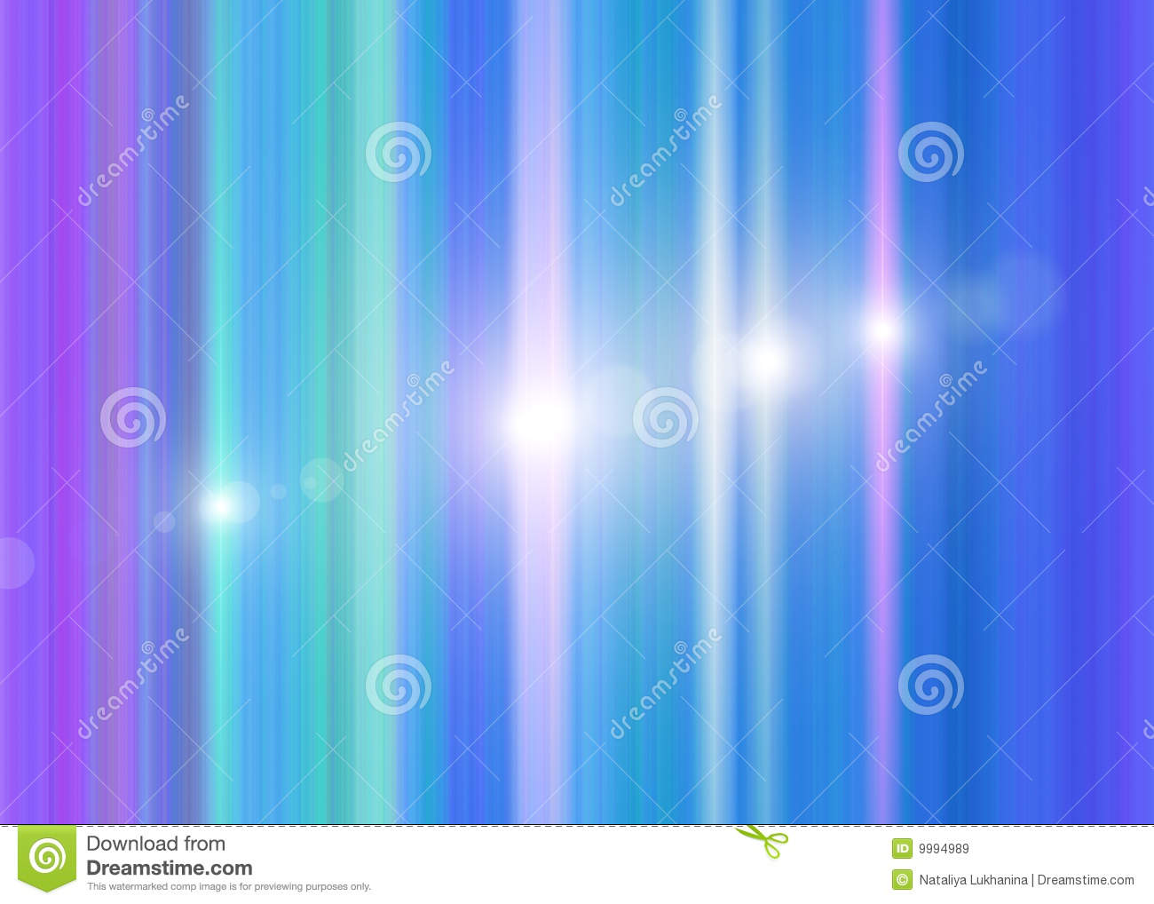 Abstract background blue tones