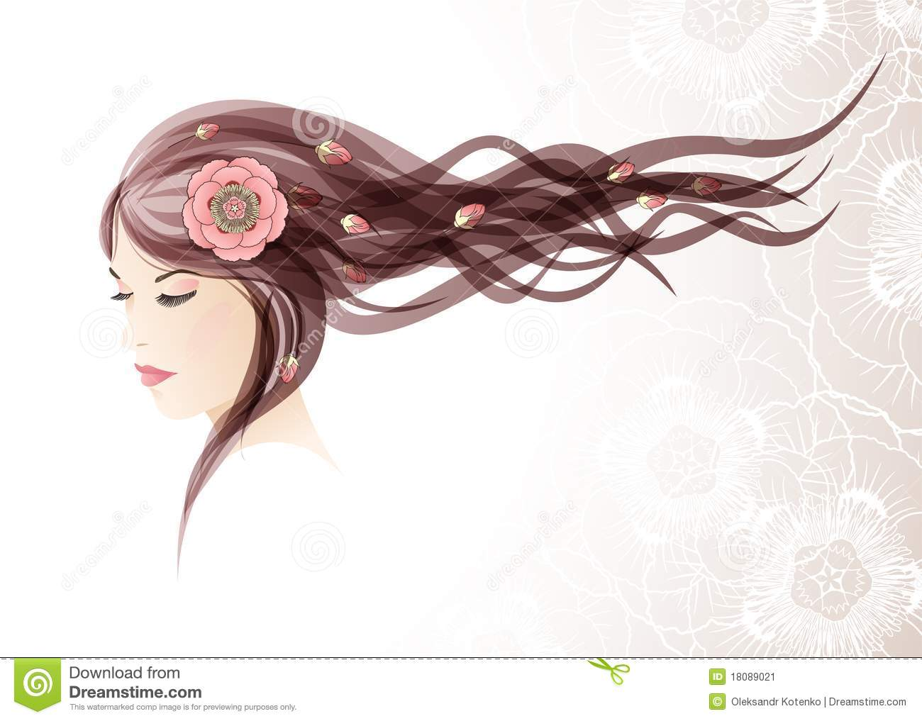 hair design backgrounds - photo #1