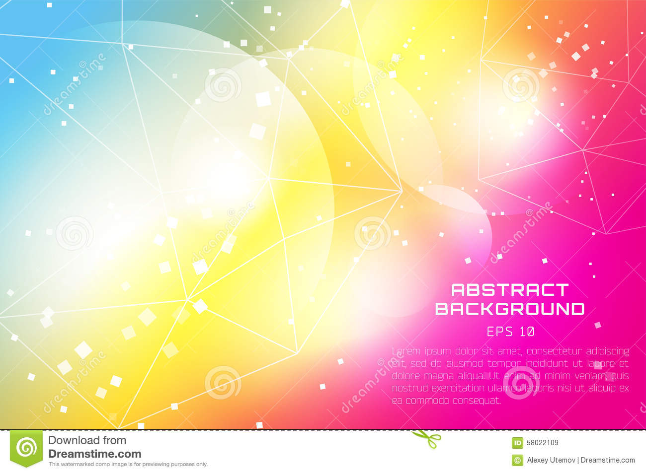 Abstract Background Design. Shine Glow Background Stock Vector ...