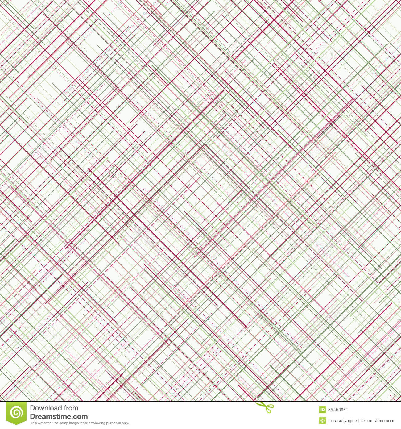 Line Texture Seamless : Abstract background diagonal random lines pale colors