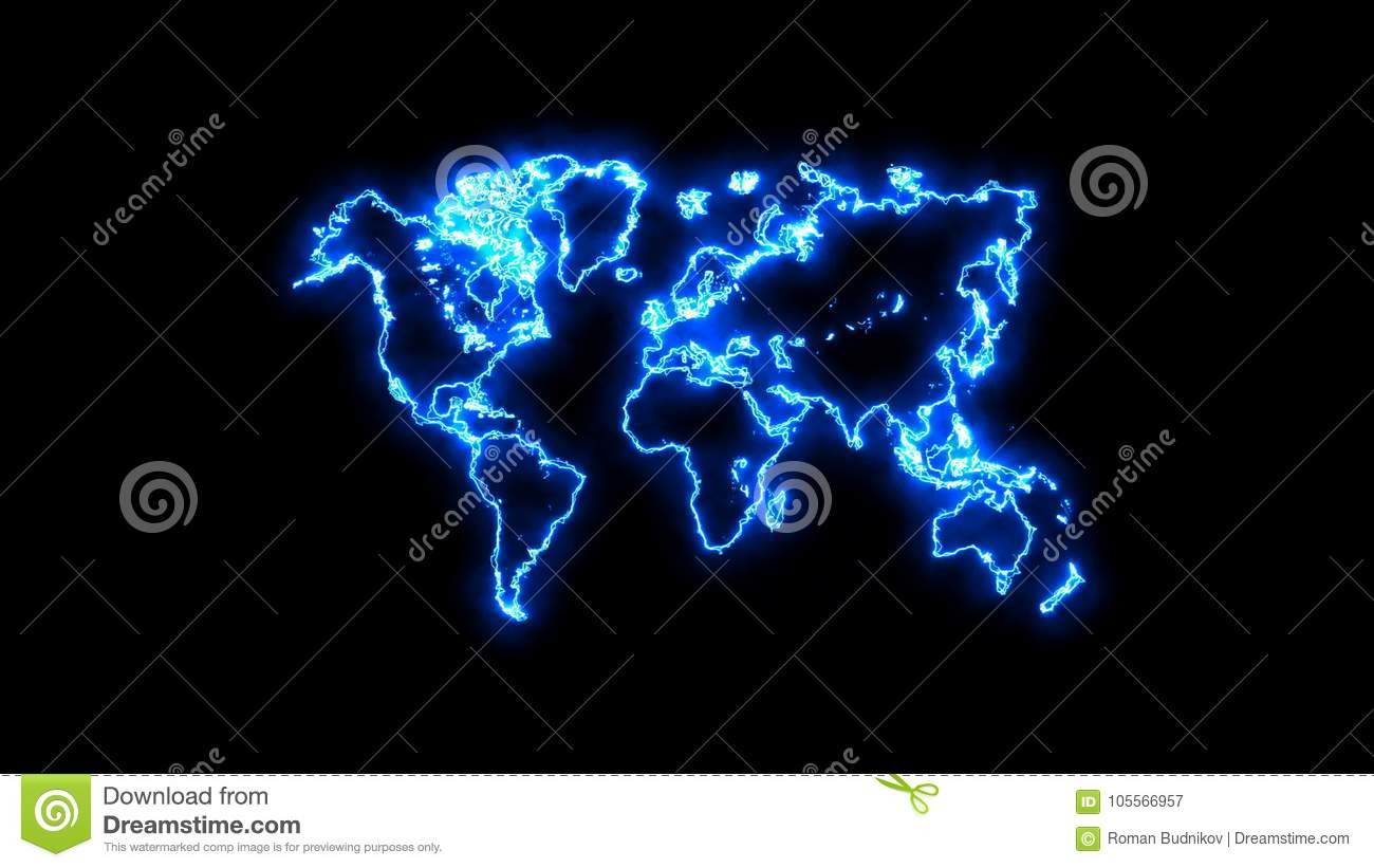 Abstract background with futuristic world map stock illustration download abstract background with futuristic world map stock illustration illustration of graphic nature gumiabroncs Choice Image