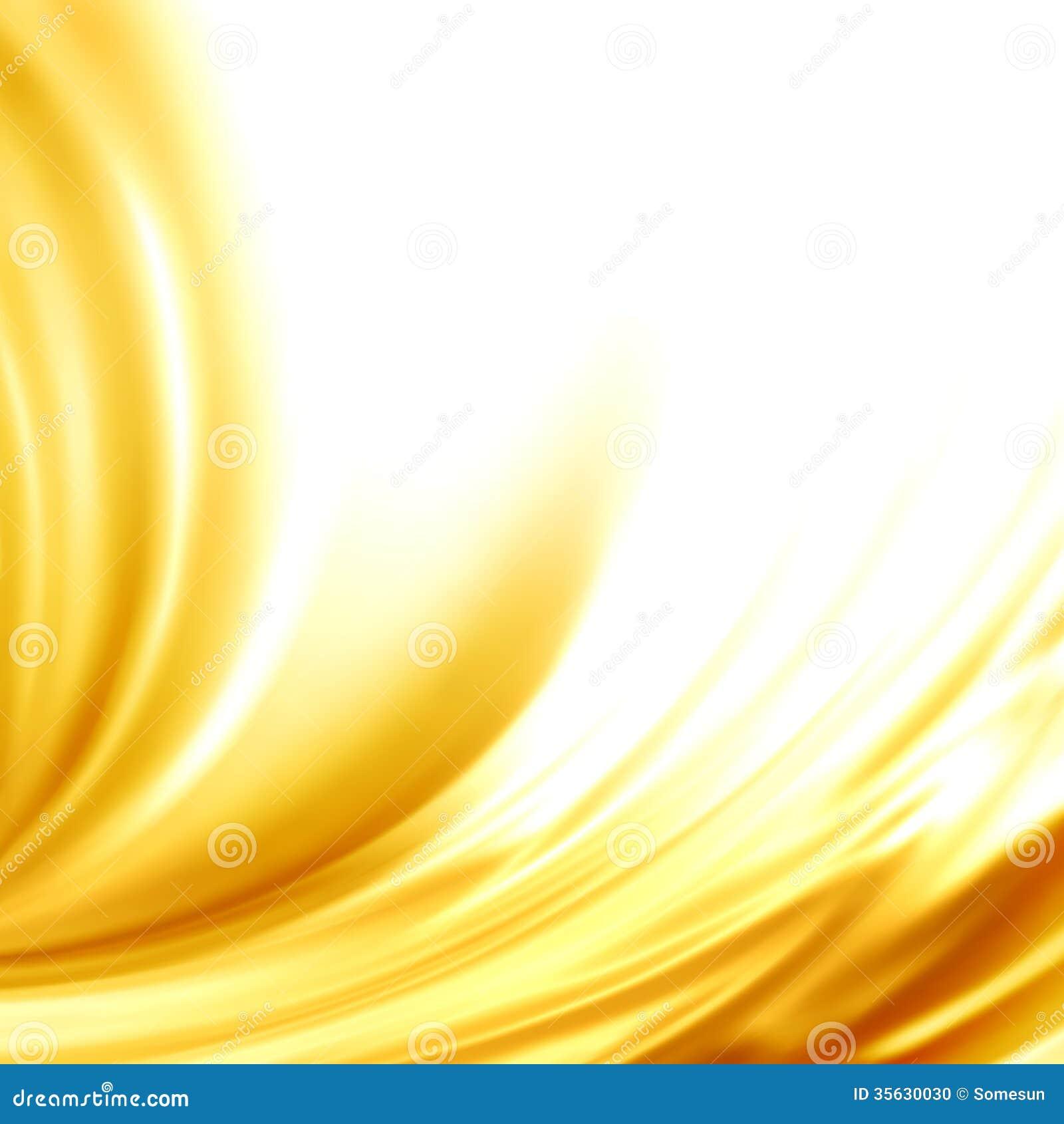 Abstract background golden silk frame vector stock vector abstract background golden silk frame vector stopboris Choice Image