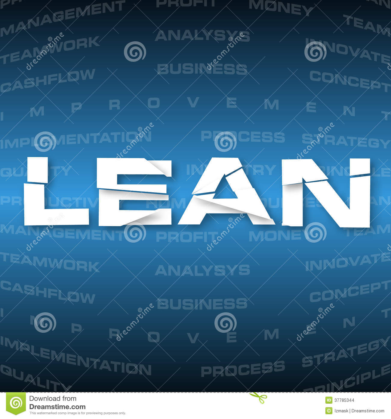 abstract background with heading lean stock images