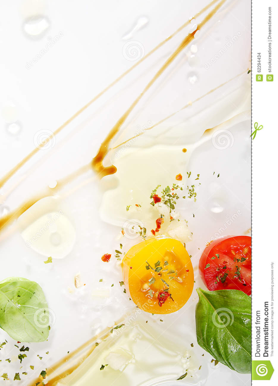 Abstract background for italian cuisine stock photo for Artistic cuisine