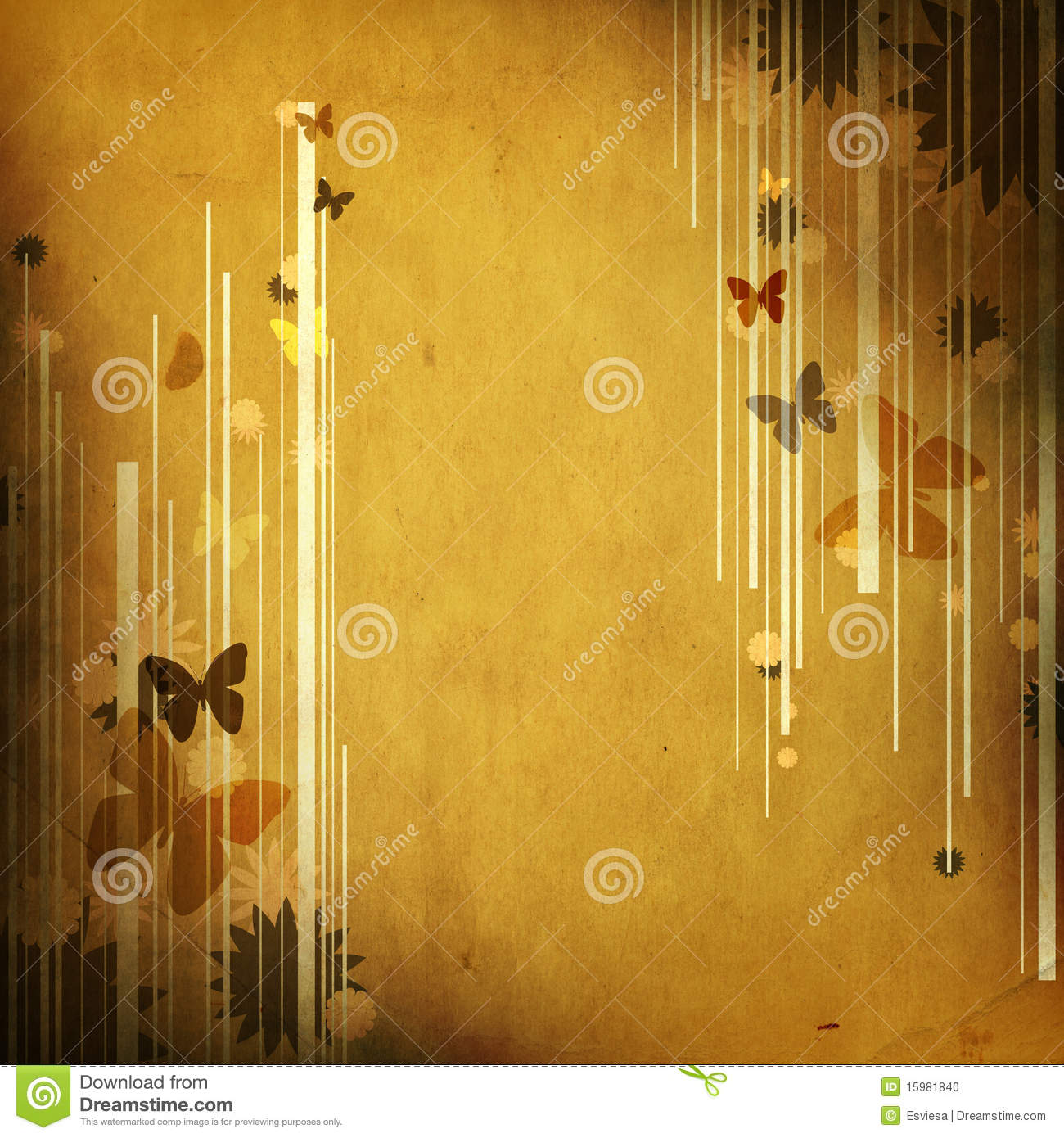 abstract background for marketing themes stock illustration
