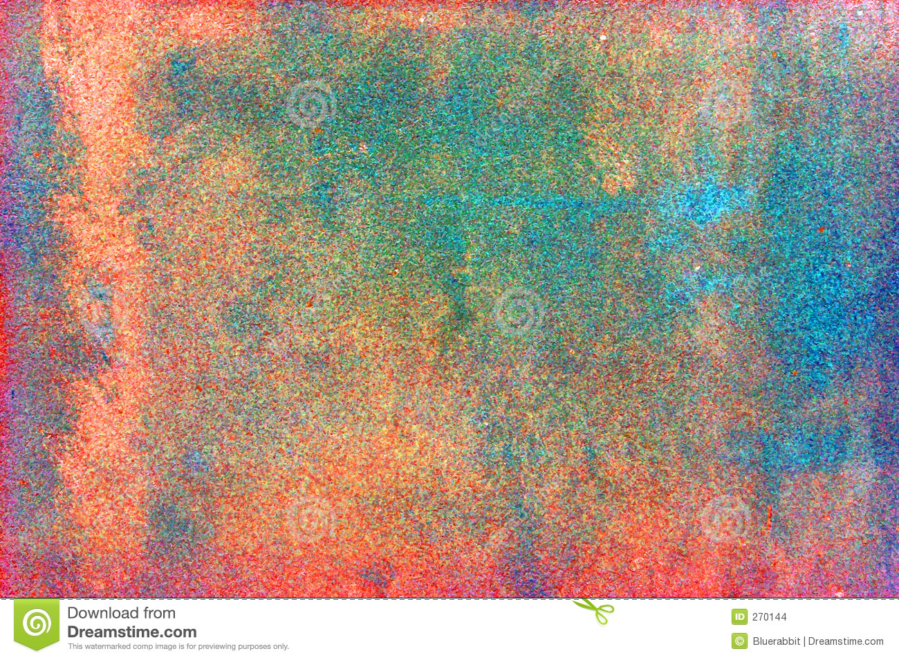 Abstract Background in Pastel
