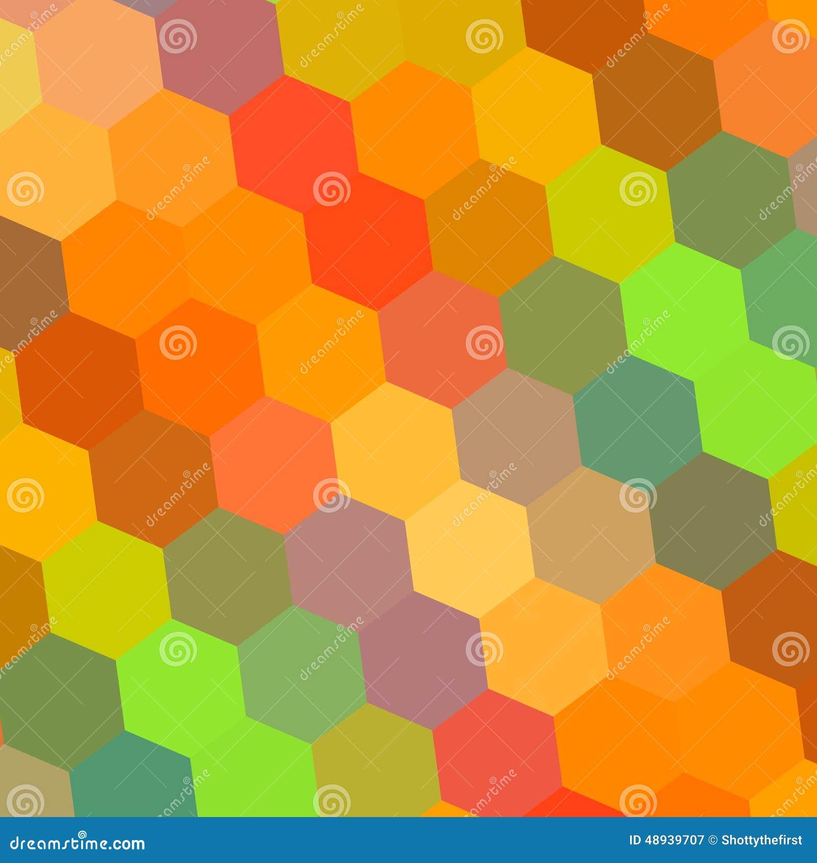 Color art digital - Royalty Free Illustration