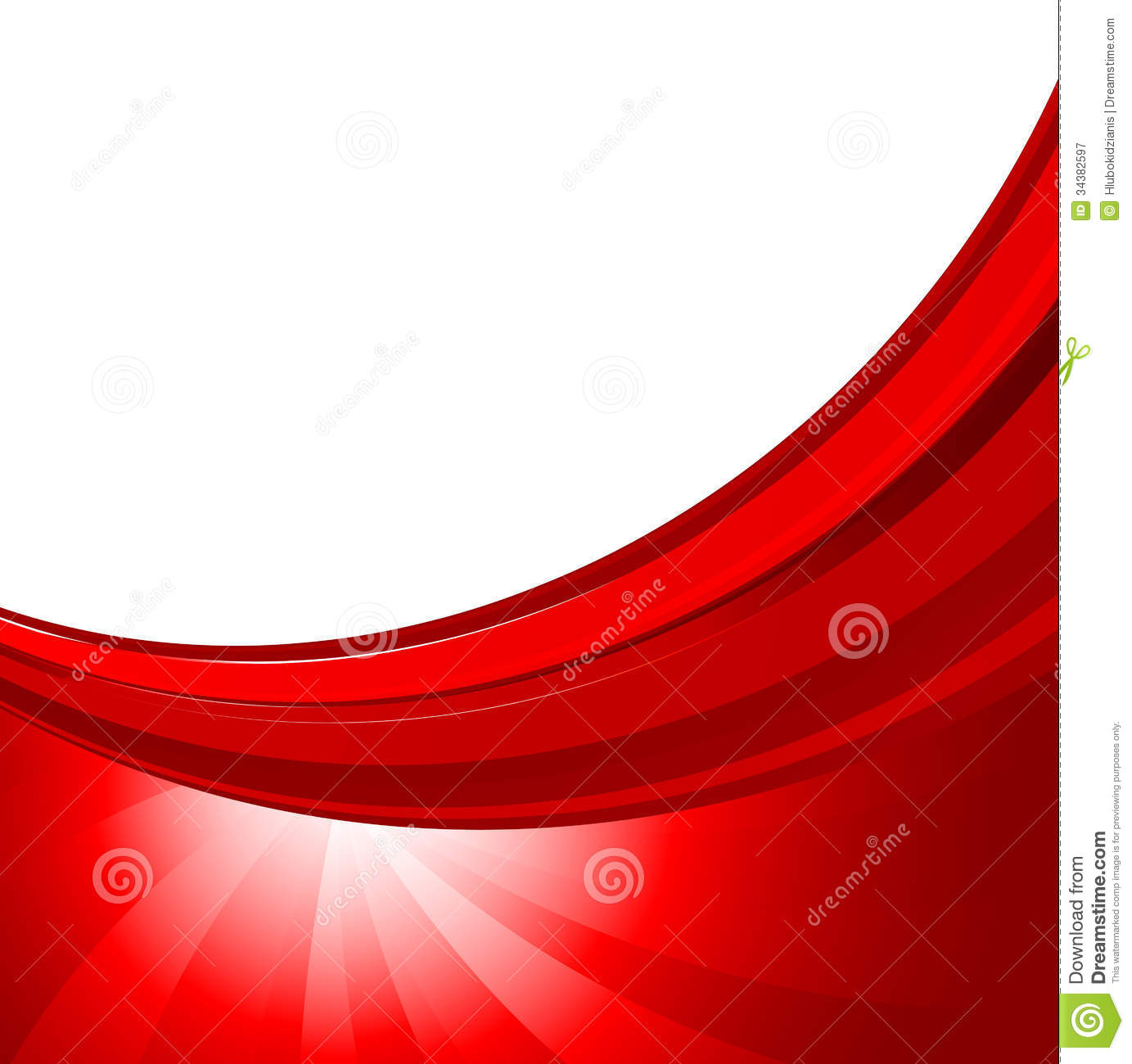 Abstract background in red color royalty free stock - Dreaming about the color red ...