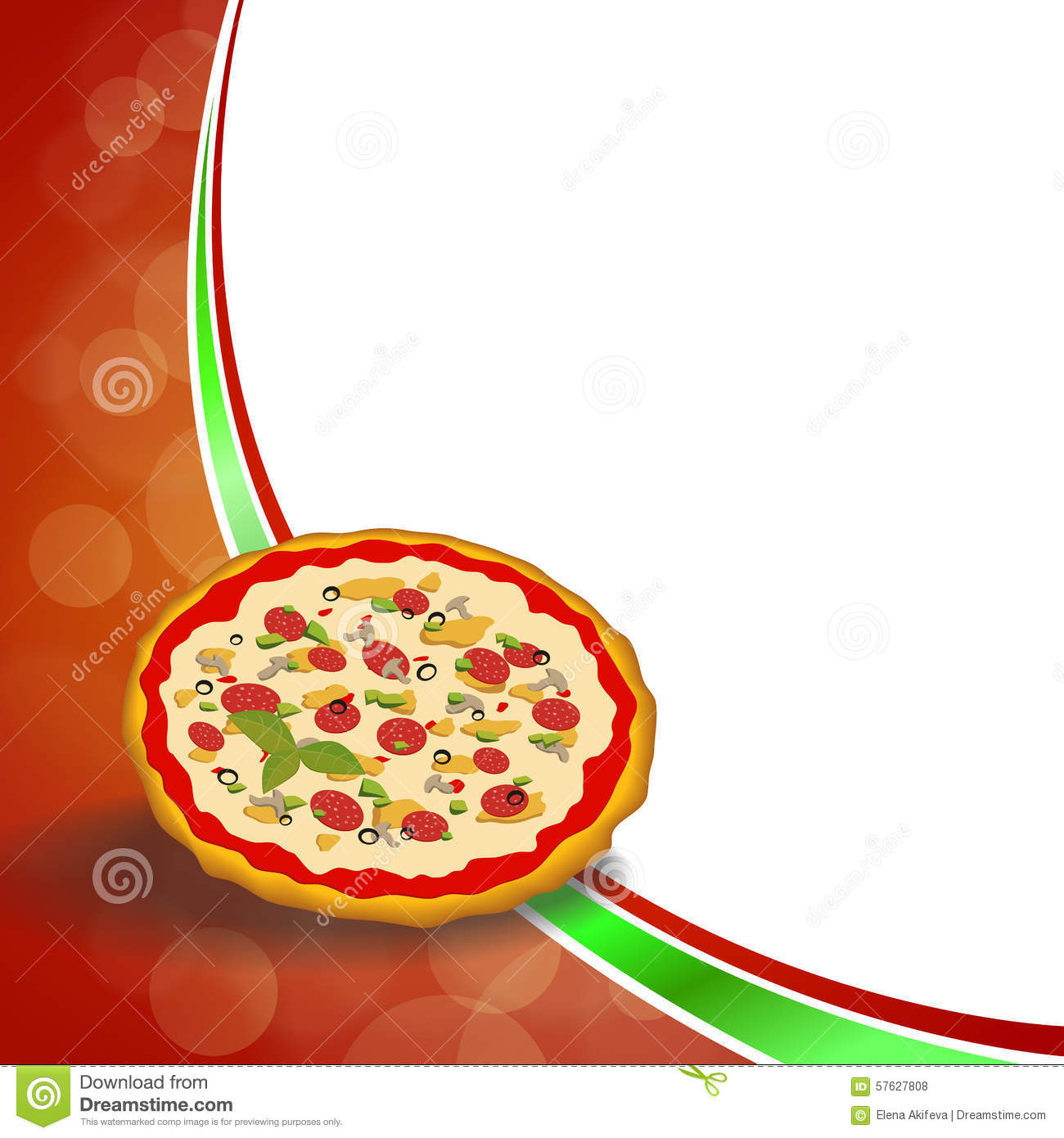 https://thumbs.dreamstime.com/z/abstract-background-red-green-food-pizza-yellow-orange-frame-illustration-vector-57627808.jpg