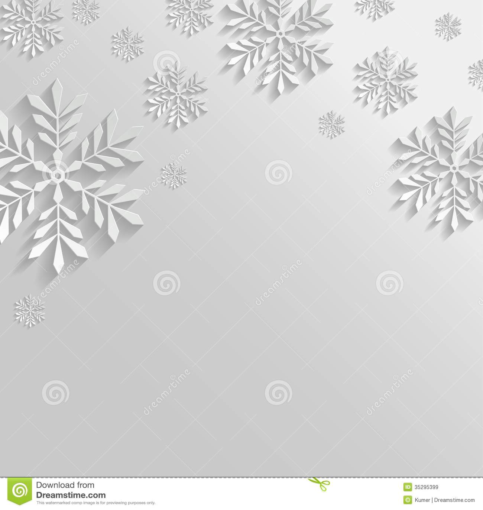 White snowflakes no background imgkid the