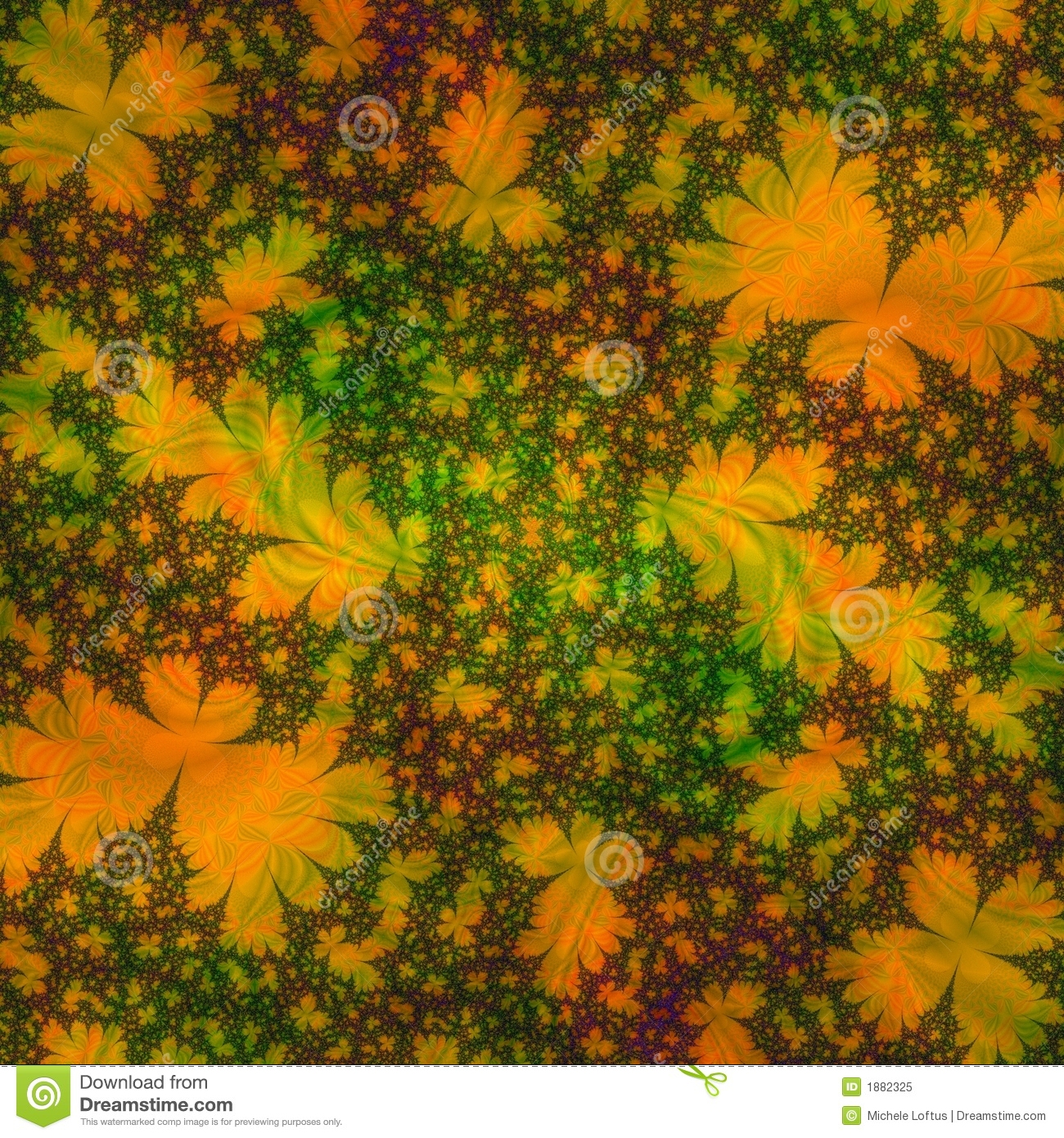 abstract background template design resembling autumn