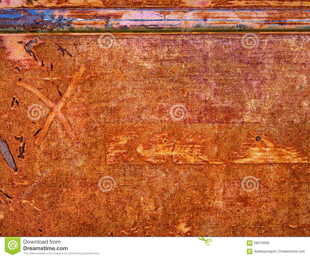 Abstract Background Of Textured Paint Stock Photo Image