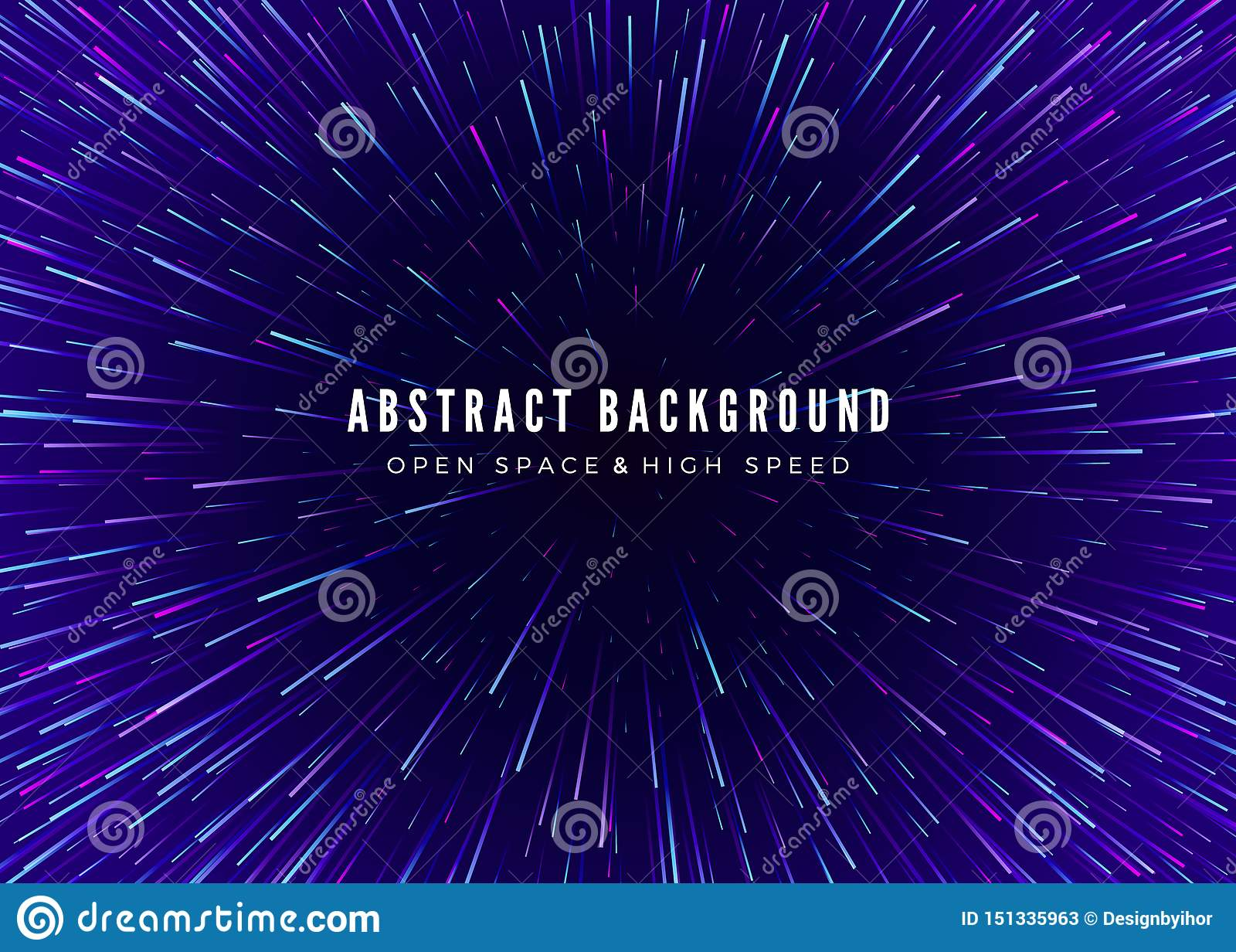 Abstract Background Travel Through Time And Space