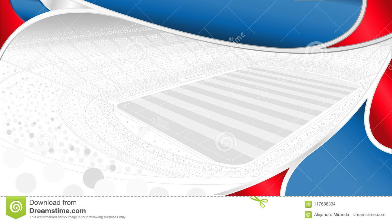 blue stadium stock illustrations 9 418 blue stadium stock illustrations vectors clipart dreamstime https www dreamstime com abstract background white blue red color drawing football stadium full people gray tones white image117688394