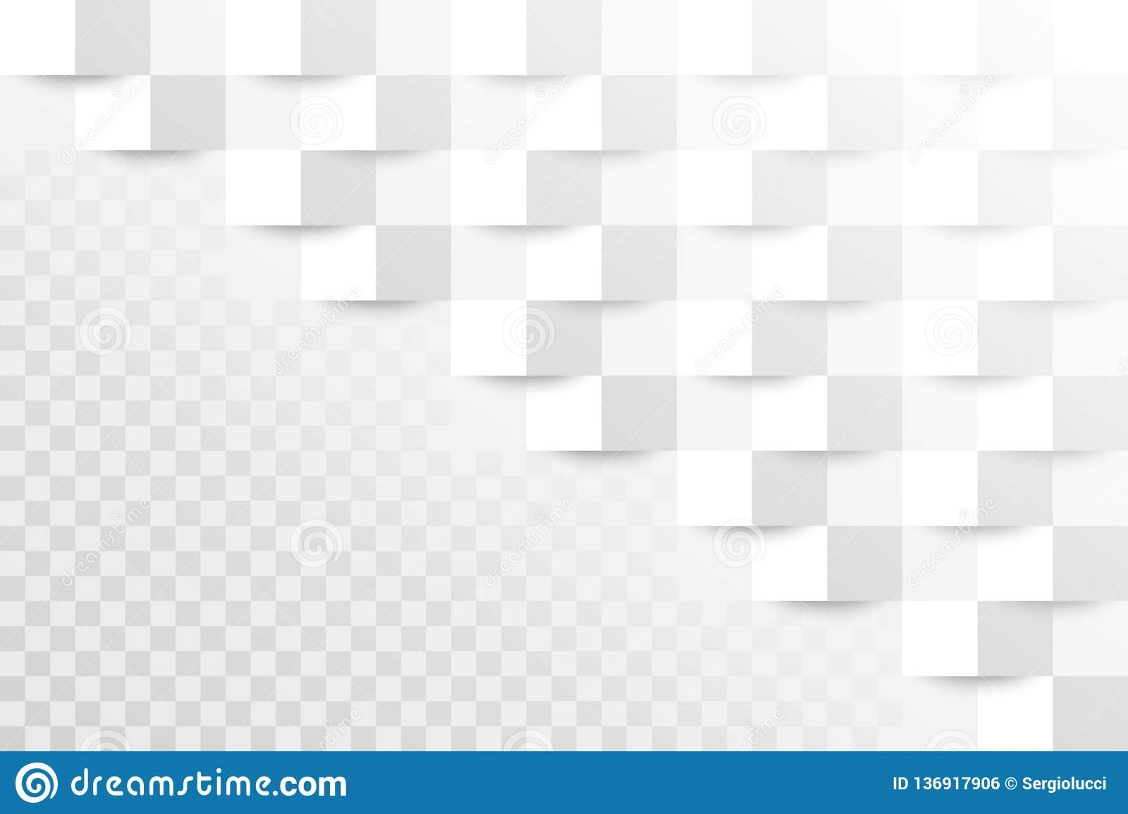 abstract background  white geometric texture  square