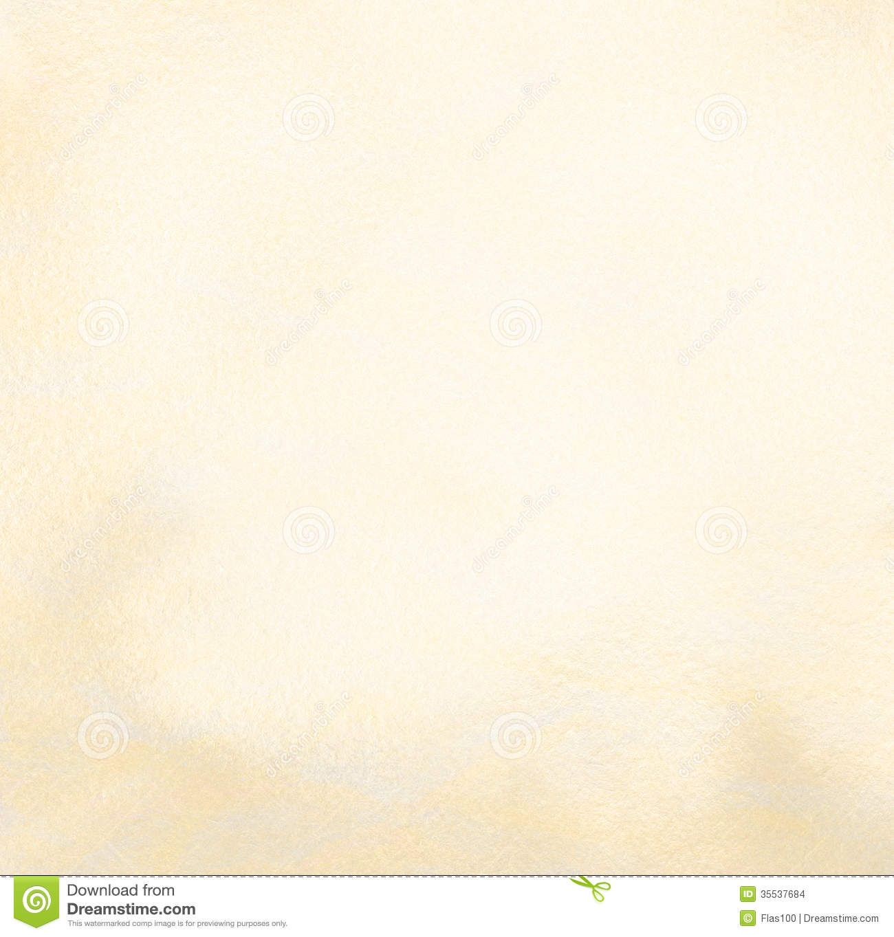 Abstract Beige Watercolor Background. Stock Images