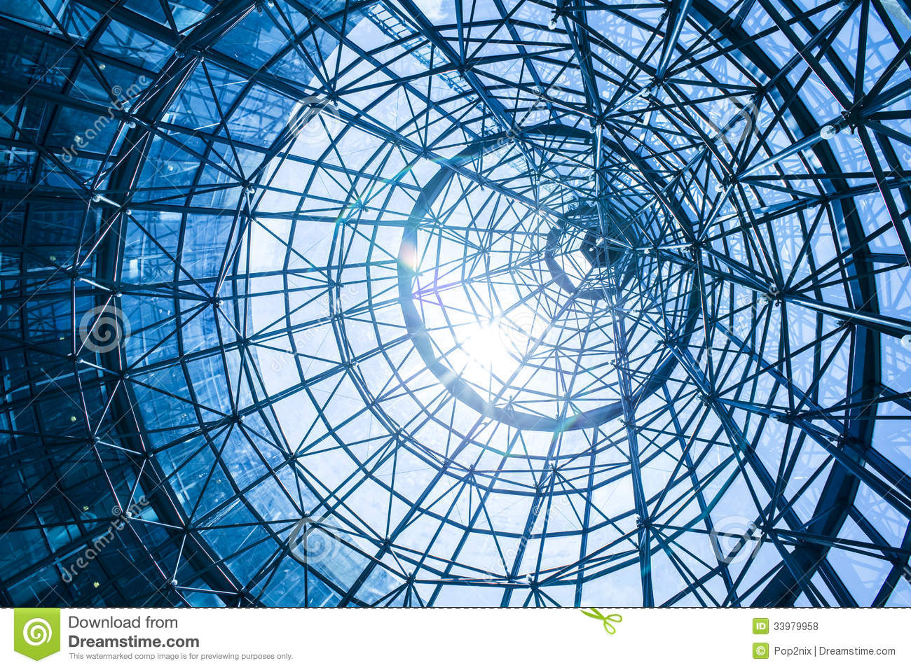 Abstract Blue Architecture Royalty Free Stock Photos Image 33979958