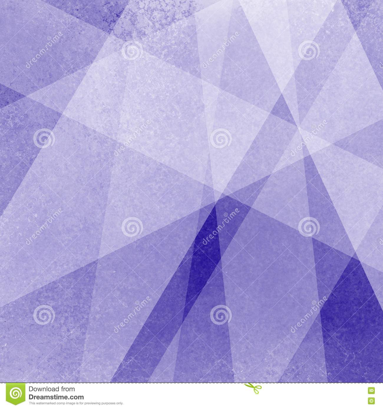Abstract blue background with geometric layered rectangles