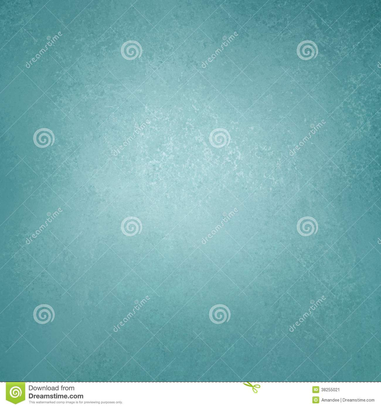 Abstract blue background luxury rich vintage grunge background texture design with elegant antique paint on wall illustration