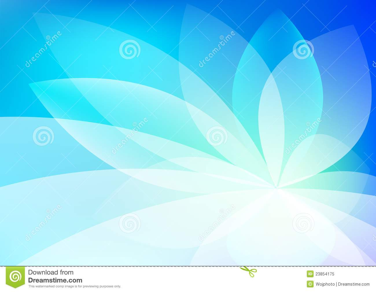 Royalty-Free Stock Photo. Abstract Blue Background Wallpaper