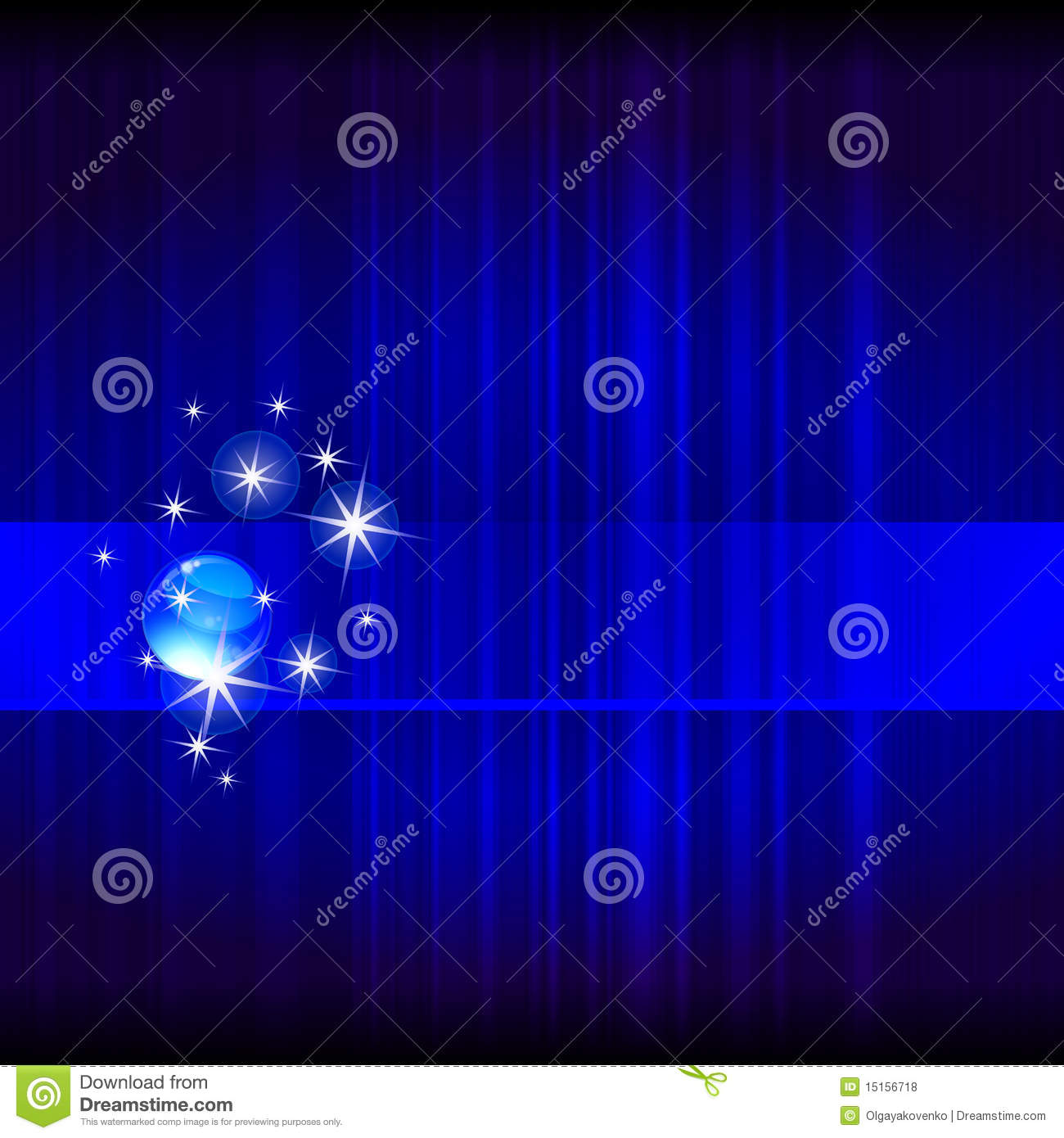 Abstract blue backgrounds