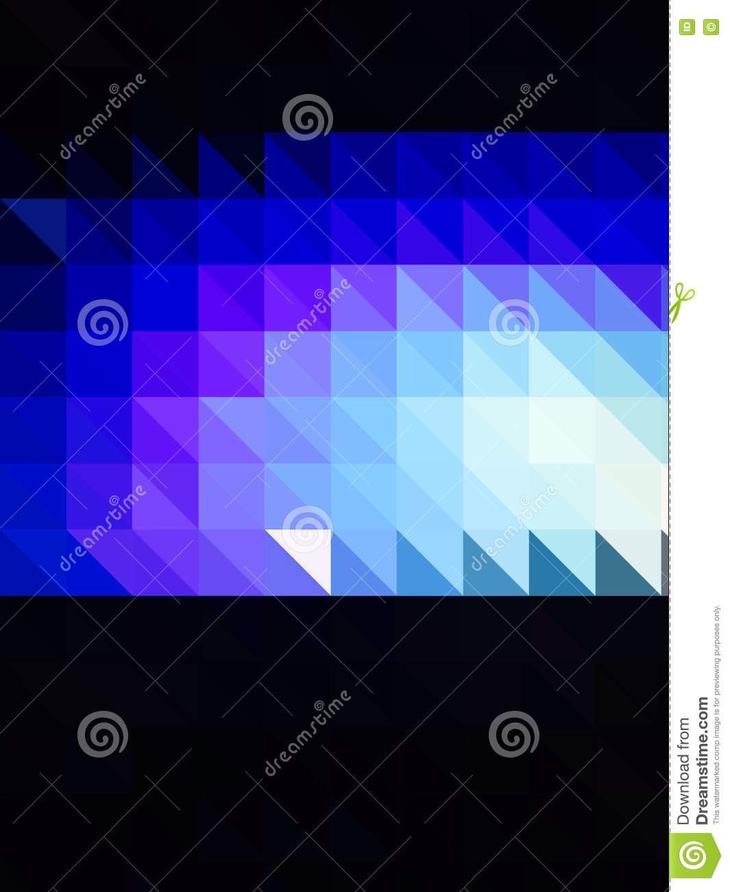 abstract blue black purple color wallpaper stock illustration