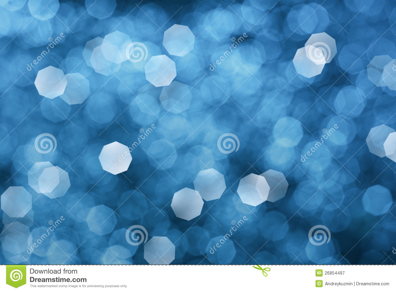Abstract Blue Christmas Background Royalty Free Stock Photography ...