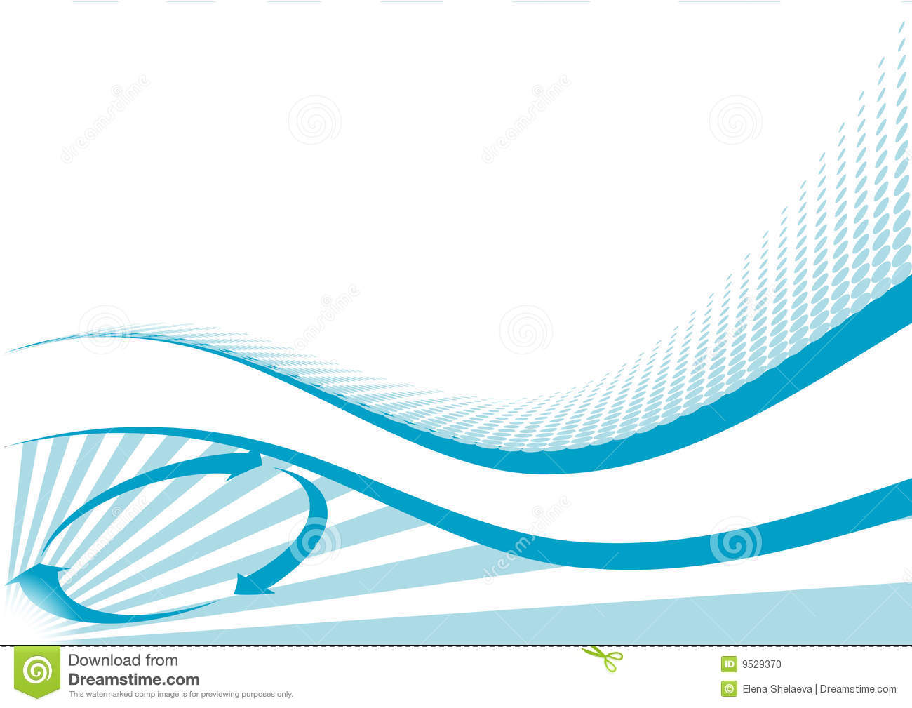 abstract blue design background stock photo image 9529370