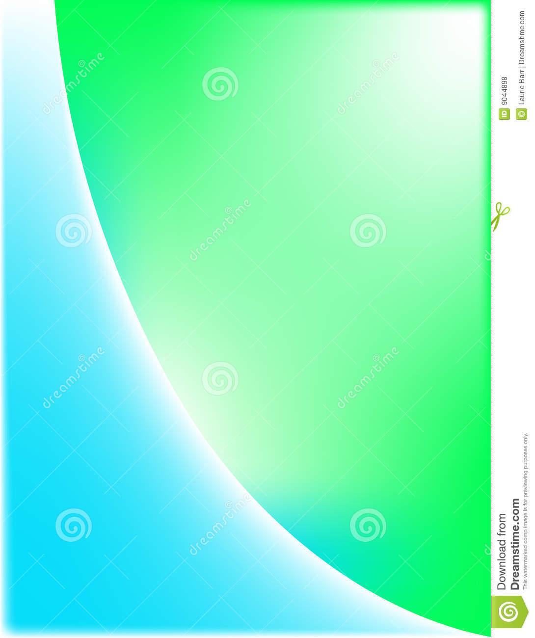 Blue Green And Grey Living Room: Abstract Blue And Green Background Royalty Free Stock