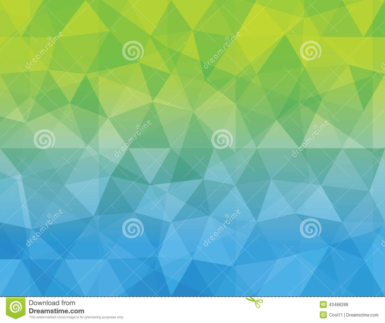 Blue and green pattern wallpaper - photo#34