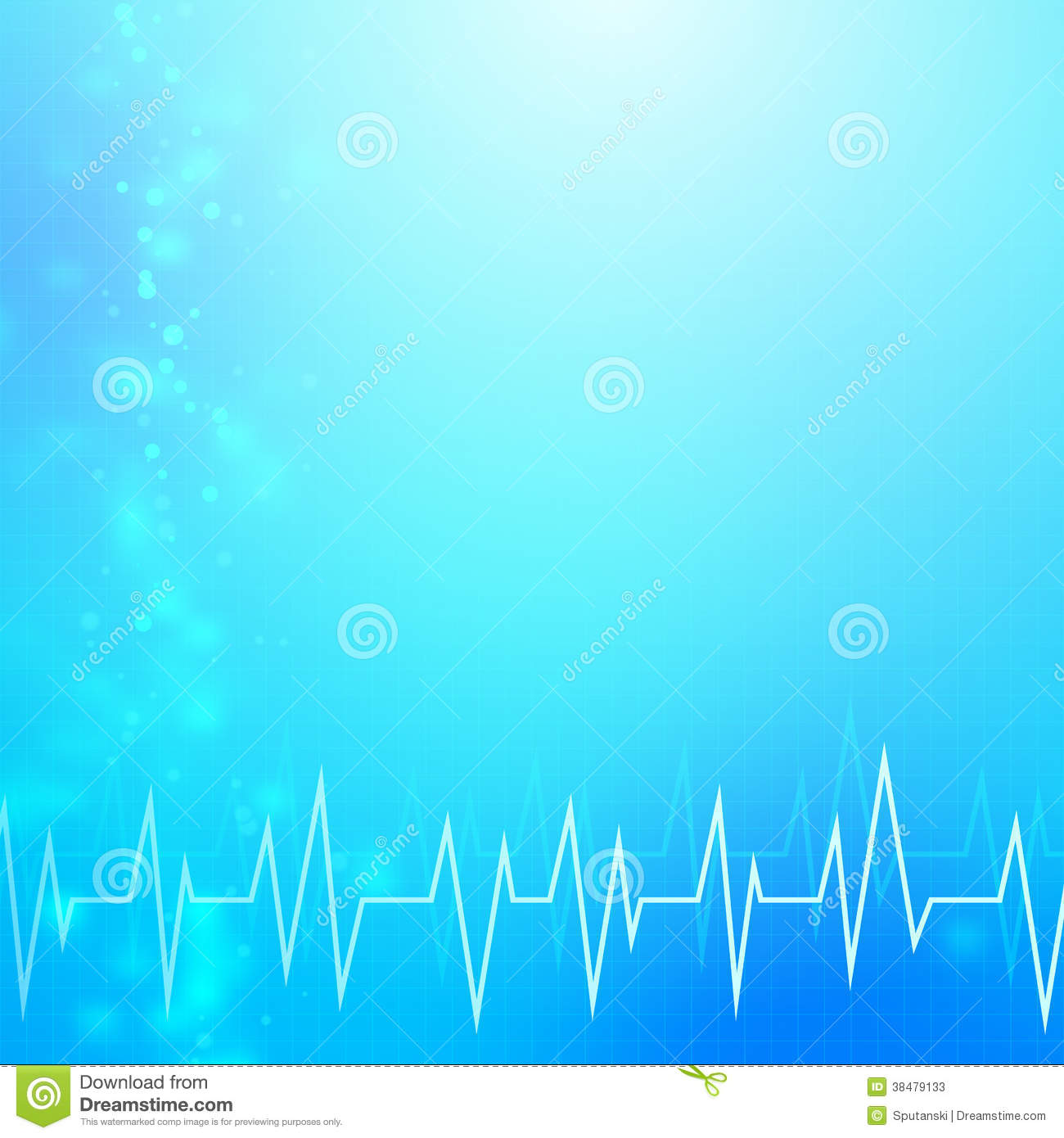 Abstract Blue Medical Background Stock Photos - Image ...