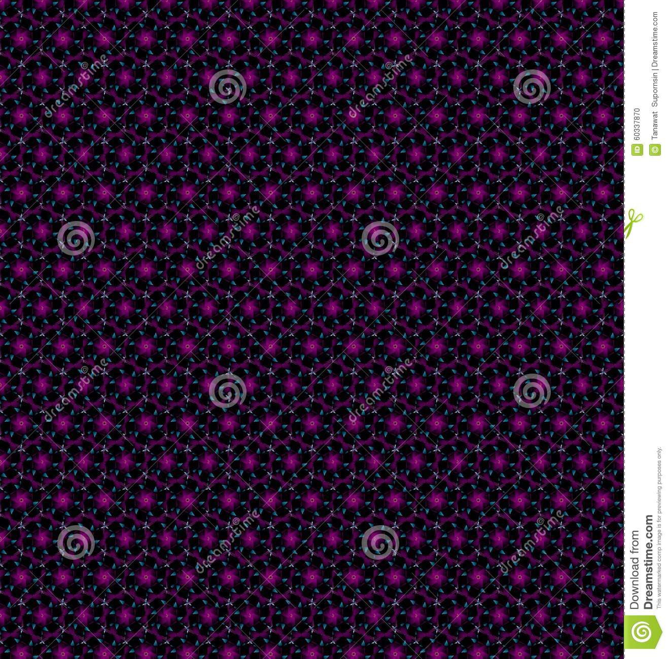 Abstract Blue Pink Purple Color Pattern Wallpaper Stock