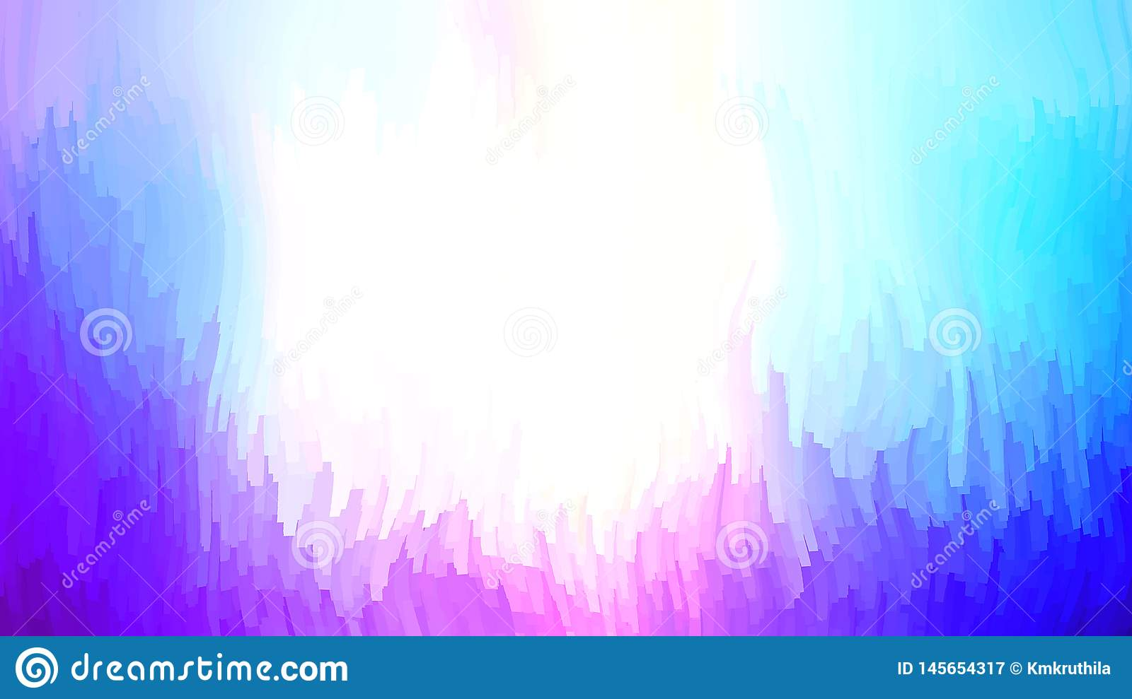 Abstract Blue Purple And White Beautiful Elegant