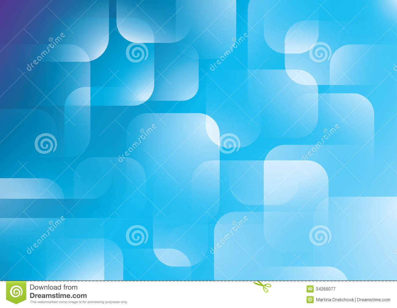 Abstract Blue Rectangle Background Royalty Free Stock ...